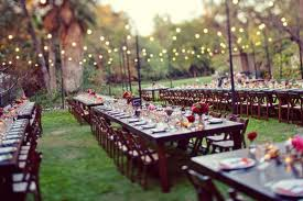How To Prepare The Yard For A Graduation Party Or Wedding